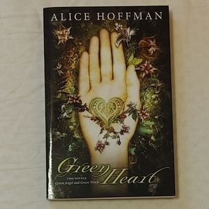 Young adult Alice Hoffman Green Heart short novel